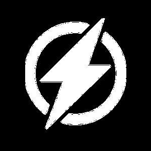 White magneto icon